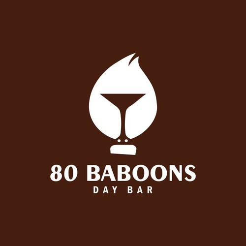 Smart logo for 80 Baboons Day Bar