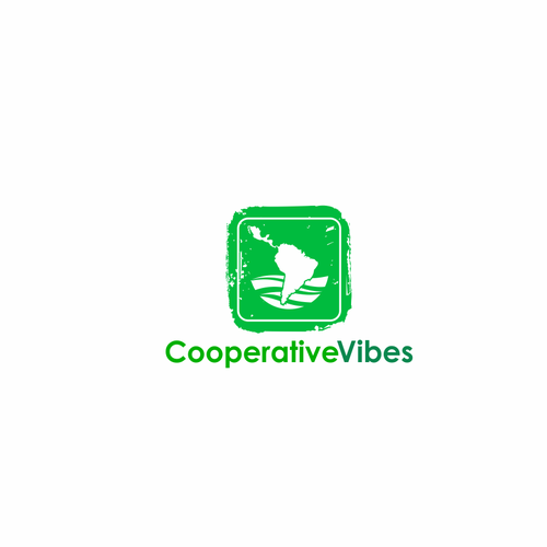 Logo for a natural, gourmet and authentic food brand from latin america