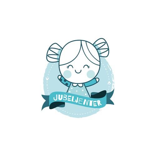 Doll logo prop