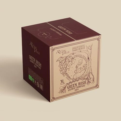 Wine Bag in Box