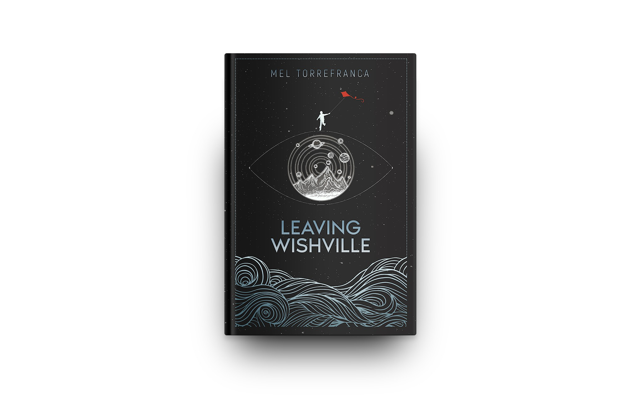 LEAVING WISHVILLE Book Cover