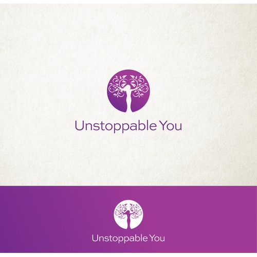 Unstoppable you logo