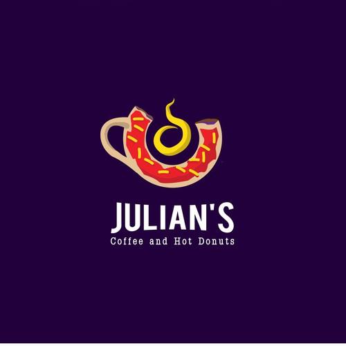 My logo concept for Julian's