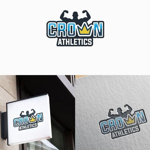 Crown Athletics Logo Concept