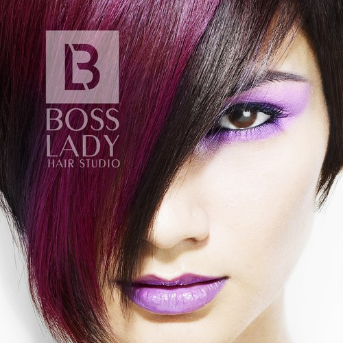 BOSS LADY LOGO
