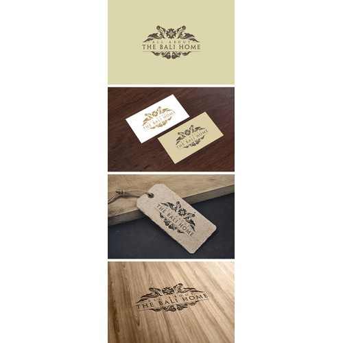 All about the bali home logo