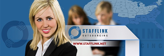 Design a cool Facebook Cover Image for Stafflink - an HR outsource company.