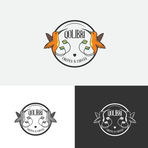 Ilustrated logo design