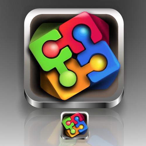 icon or button design for PCV enr