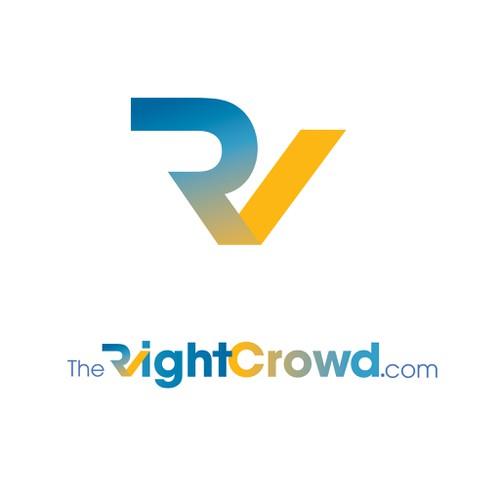 therightcrowd.com- Crowdfunding Logo