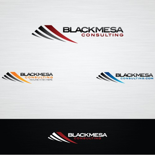Black Mesa Logo Design