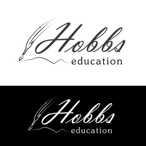 Create a logo for an educational company