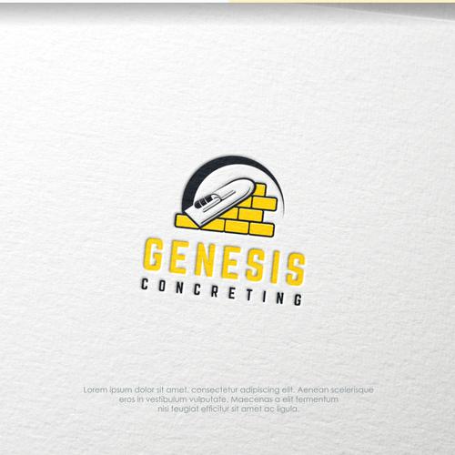 Logo concept Genesis Concerting