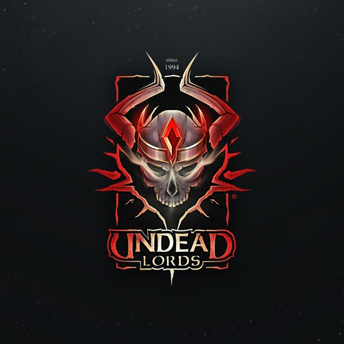 Undead Lords Gamer Community Logo