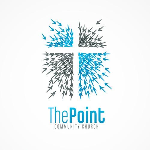 The Point Community Church needs a simple, fresh, vibrant new logo!
