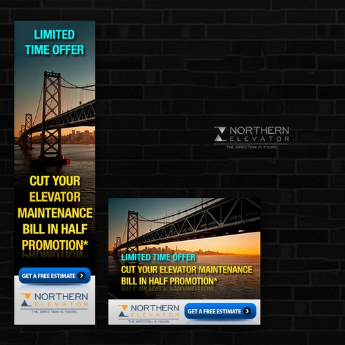 Elevator Maintenance Advertisement Promotion