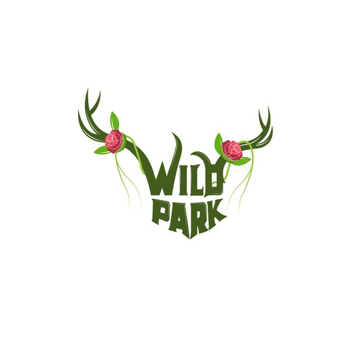 Create a logo design for our unique Wildlife-Park