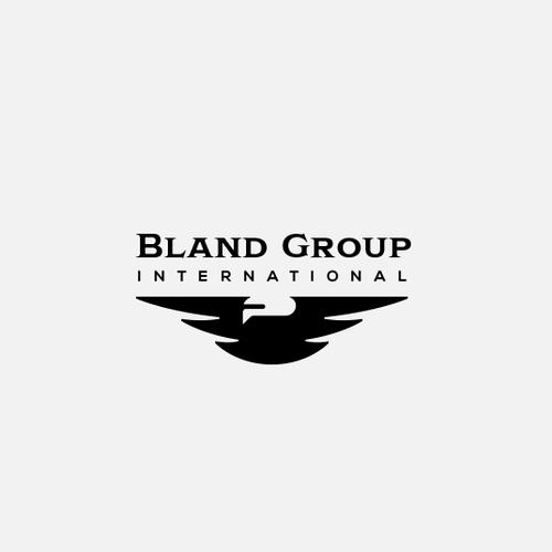 Logo for an aviation company