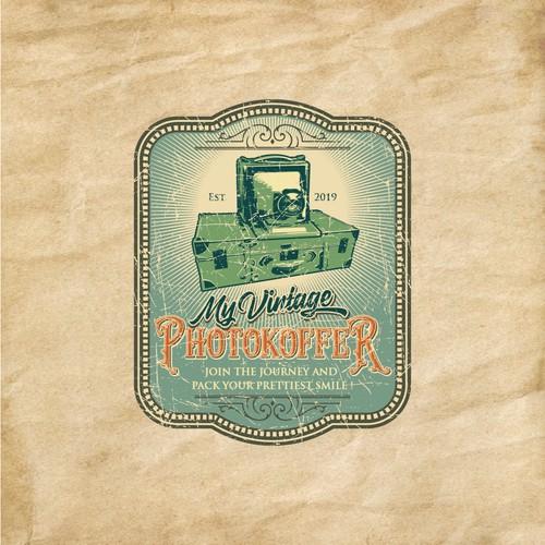 Logo design for Vintage Photohokofer