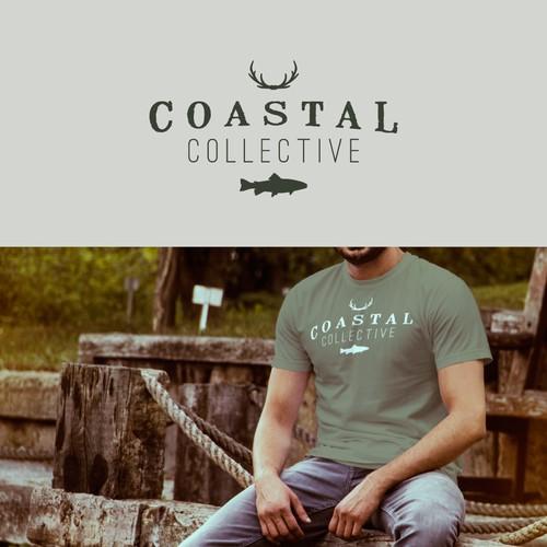 Hunting/Fishing Logo