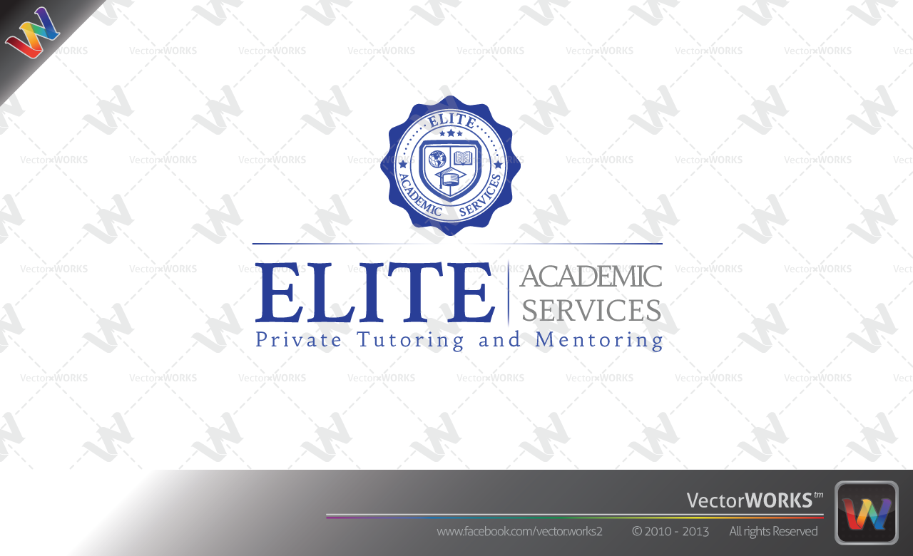 Elite Academic Services needs a new logo