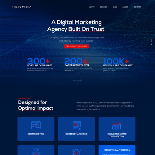 Ferry Media - A Digital Marketing Agency