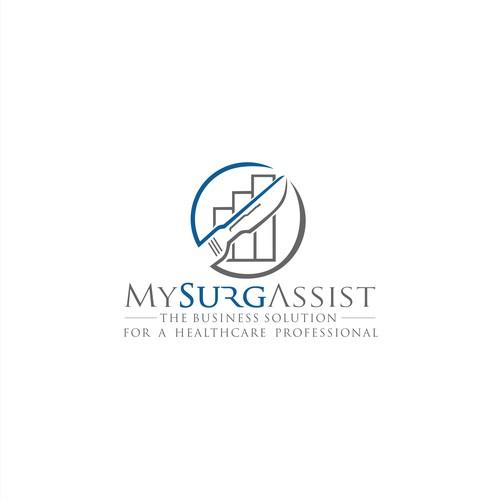 MySurgAssist Logo for Healthcare Professional