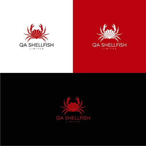 Design a new logo/brand identity for business selling live brown crab and other shellfish