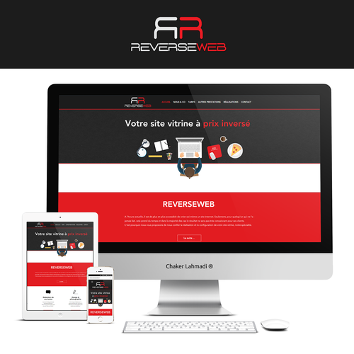 Site web banner & cover