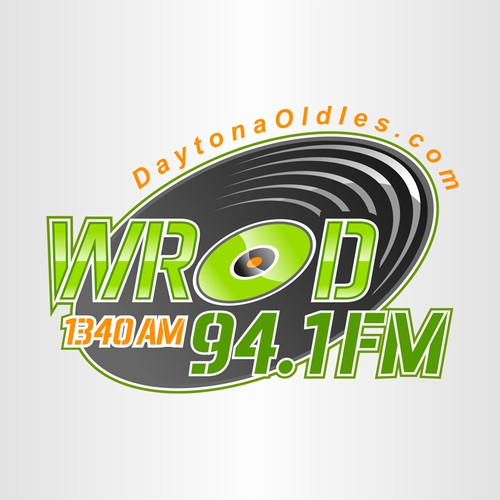 Create the next logo for WROD Radio
