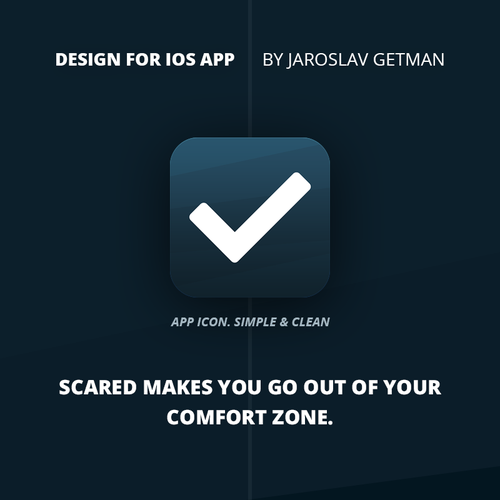 (iPhone App) Scared : do one thing everyday that scares you