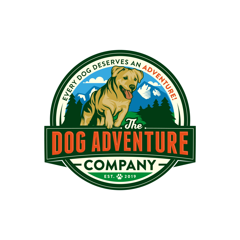 All dogs deserve an ADVENTURE!  The Dog Adventure Company needs a kickass logo!