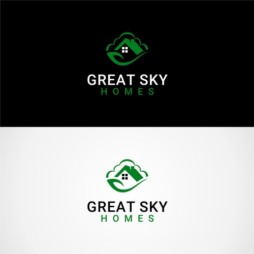 We need a snappy logo for our home building company