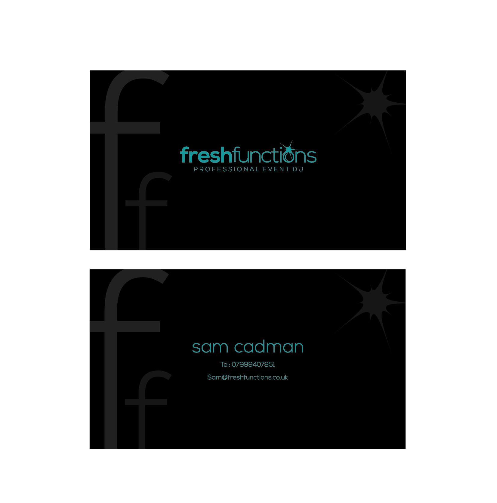 Create business cards