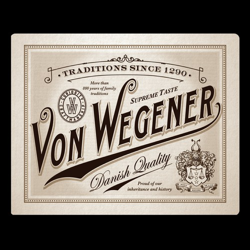 Branding for premium food packaging