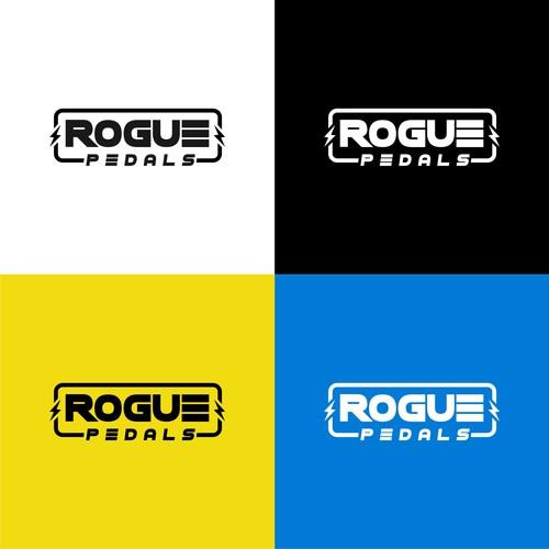 Guitar Pedal Company Logo and Branding