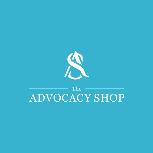 Letter mark logo for Advocacy Consultants