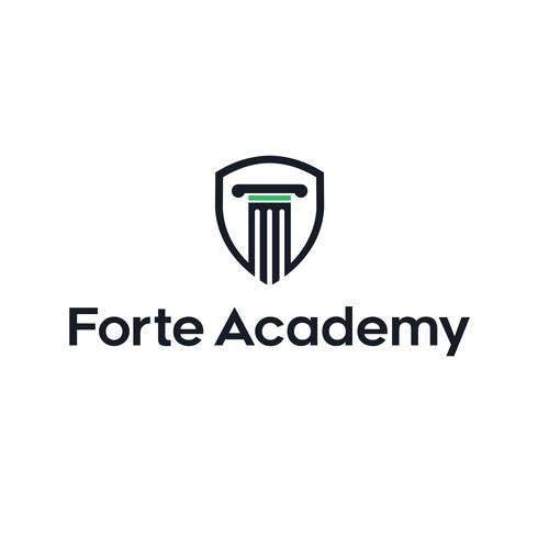 Bold Academy Logo