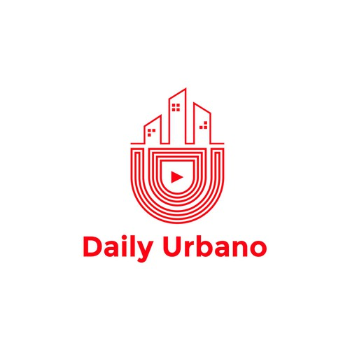 Logo concept for Daily Urbano