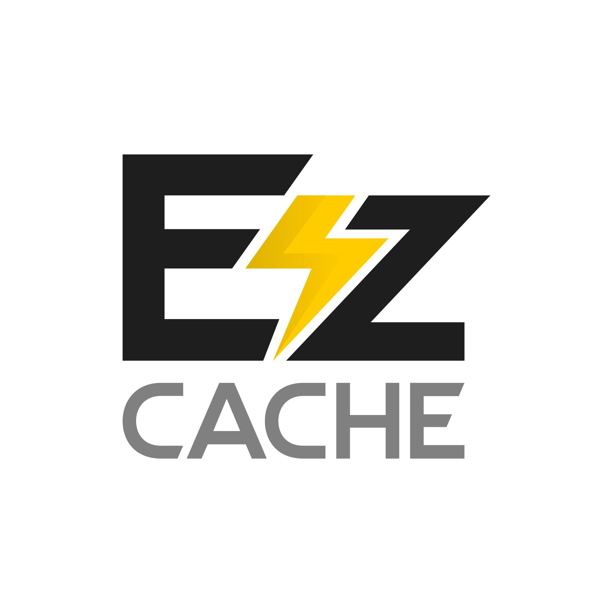 Logo design - EzCache