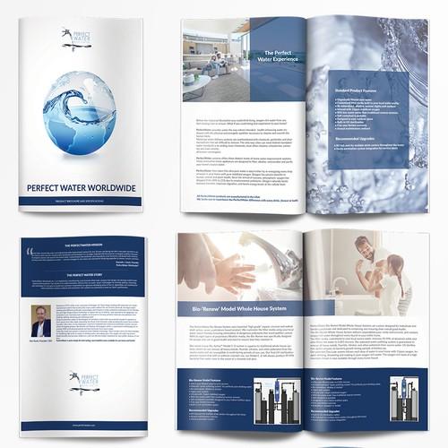 Perfect water brochure