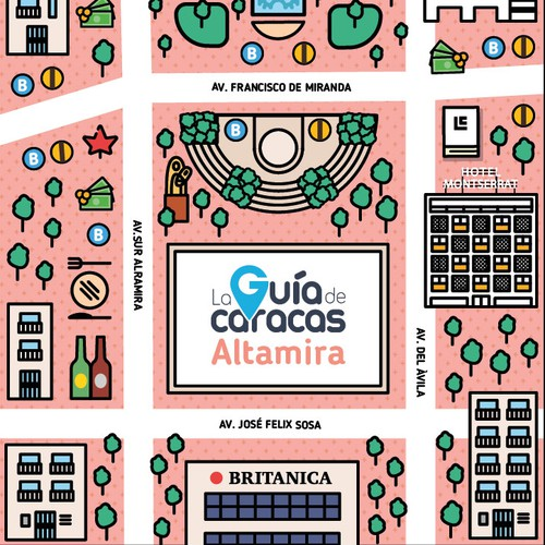 Illustrated guide of Caracas