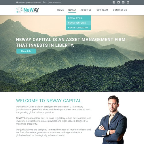 Neway Website
