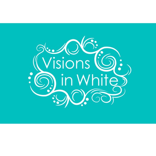 logo for Visions In White