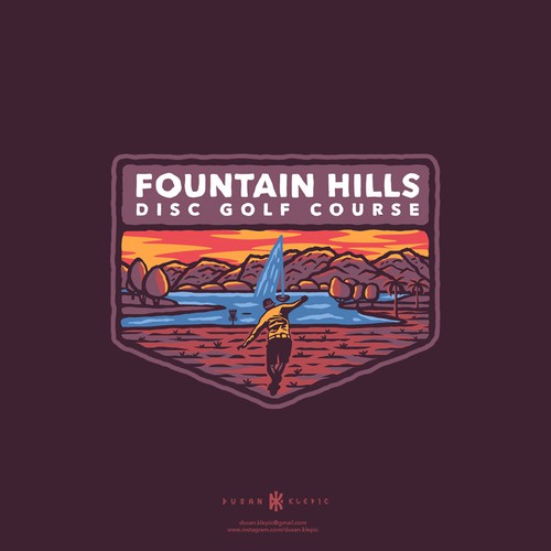 Fountain Hills Disc Golf Course