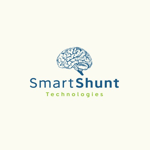 Brain surgeon led medical device company logo