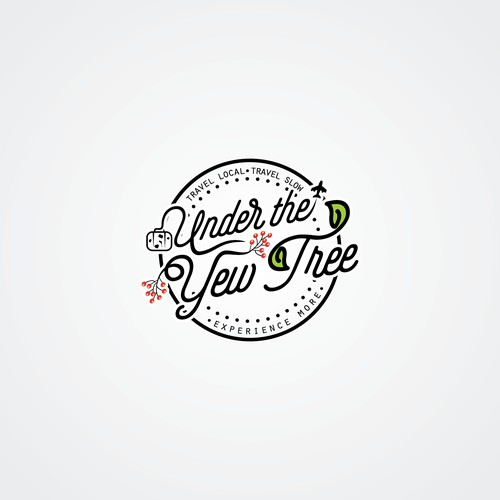 Simple Logo for travel