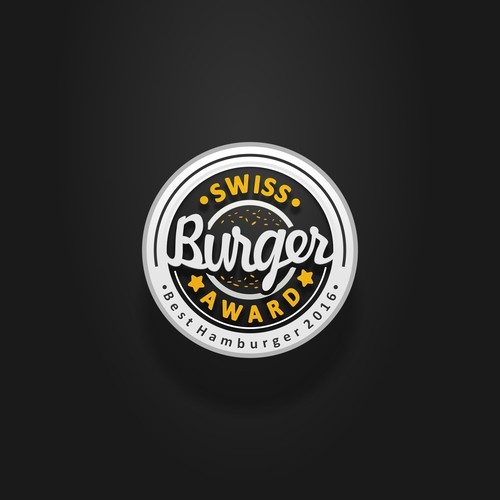 Burger Award Logo