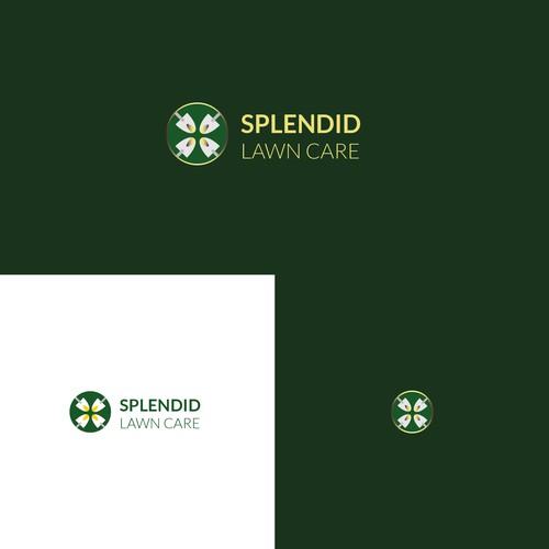 Logo for a high-end Gardening firm
