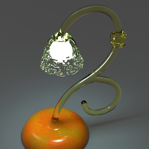 Innovative table lamp designs!